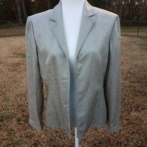 Vintage Adrianna Papell 100% Silk Jacket